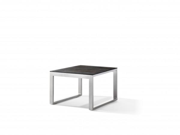 Sieger Exclusiv Passion Gartenmöbel Loungetische mit Polytec-Tischplatte