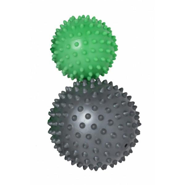 Schildkröt-Fitness Noppenball-/Massageball-Set