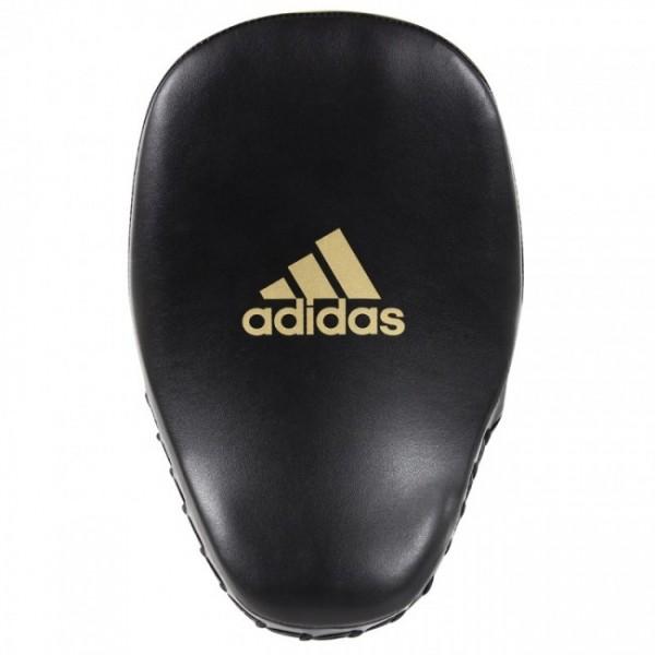 Adidas Boxpratze Training Curved Focus Mitt Short schwarz/gold