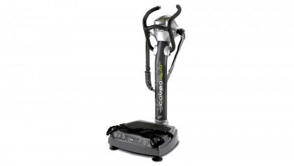 BH Fitness Vibrationsplatte Combo Duo