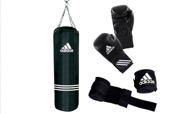 Adidas Performance Boxing Set ADIBAC11KIT