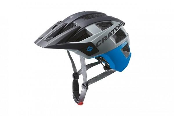 Cratoni Fahrradhelm Allset blue-black matt