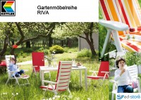 Kettler Gartenmöbelreihe RIVA