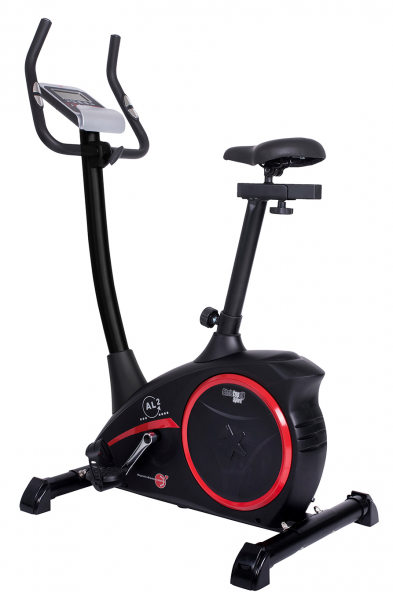 Christopeit Heimtrainer/Ergometer AL 2 Black Edition 11072