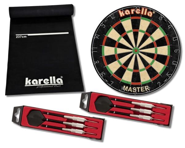 Karella Kombi-Set Dartboard