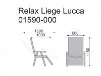 Kettler Gartenmöbelreihe LUCCA ll