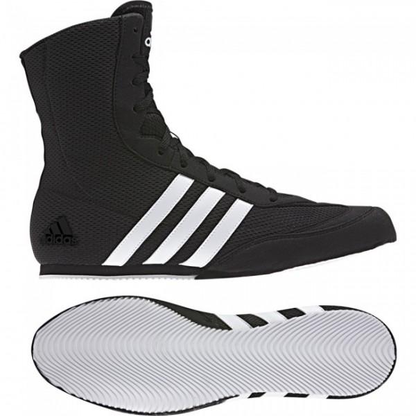 Adidas Boxschuhe Hog 2 schwarz/weiß