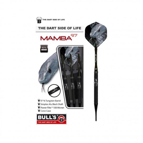 BULL'S Mamba-97 M1 Soft Dart