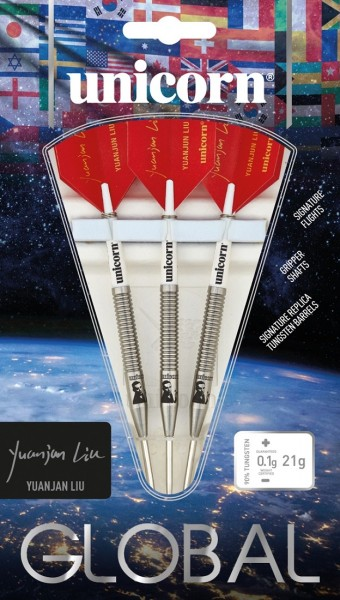 Unicorn Global Krzystof Kciuk Steel Darts