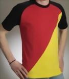 Deutschland-Shirt - Deutschland T-Shirt in den Größen S - XXL