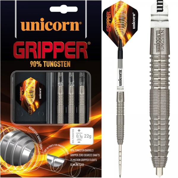 Unicorn Gripper Steel Darts