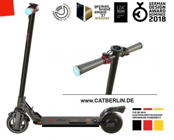 Cat®2Droid KicksterS - 6,5 Zoll Elektro Scooter