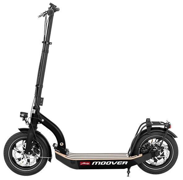Metz E-Scooter Moover schwarz