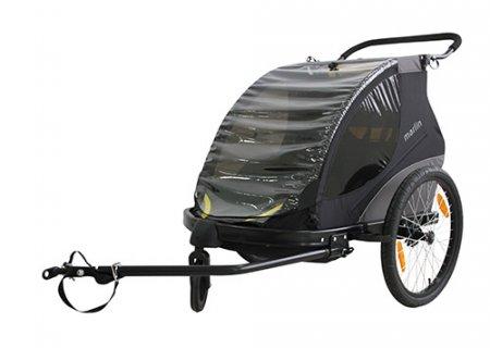 fahrradanh nger zubeh r fahrr der e bikes ed. Black Bedroom Furniture Sets. Home Design Ideas