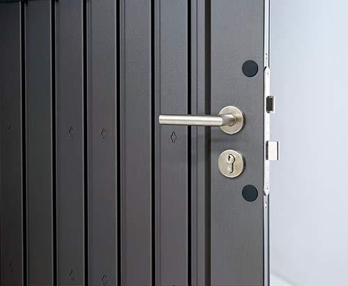 BIOHORT Zusatztür für Gartenhaus AvantGarde und Gartenhaus Panorama