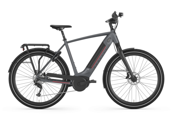 Gazelle Ultimate T10 HMB Bosch Performance Line 65Nm 500Wh