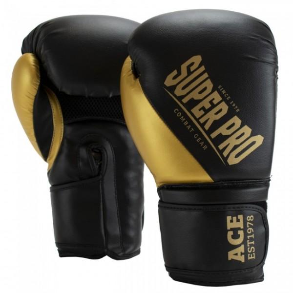 Super Pro Boxhandschuhe Combat Gear Ace