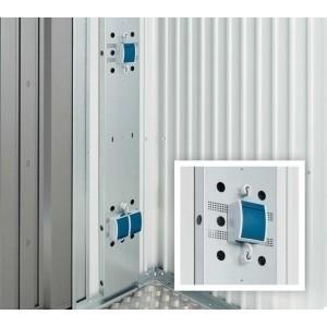 BIOHORT Elektro-Montagepaneel für Nebengebäude CasaNova