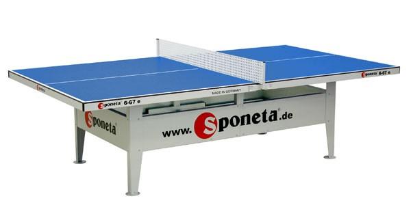 Sponeta S 6-67 e Tischtennisplatte