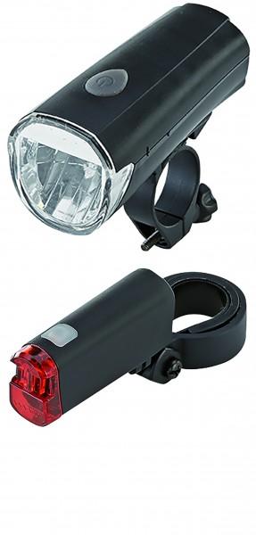 Prophete LED-Akkuleuchten-Set 30 Lux 0716
