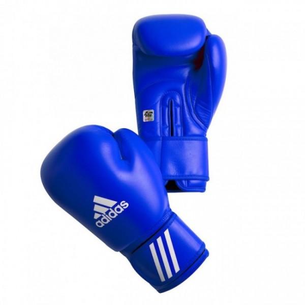 Adidas Boxhandschuhe AIBA Leather