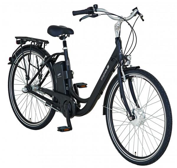 PROPHETE E-Bike Alu-City GENIESSER e9.3 28 Zoll Blaupunkt mit Rücktritt RH48cm