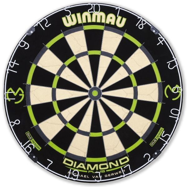 Winmau Dartboard MvG Diamond Edition (3014)