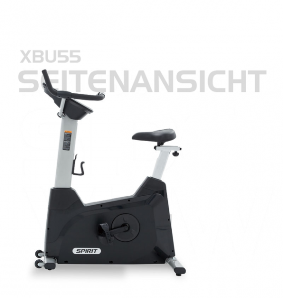 Spirit Fitness Liegerad XBU55