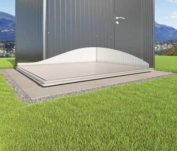 BIOHORT SmartBase für Gartenhaus Panorama und HighLine