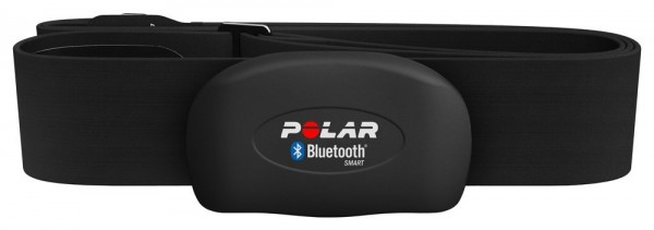 Polar H7 Herzfrequenz-Sensoren-Set M-XXL schwarz (Bluetooth Smart 4.0)