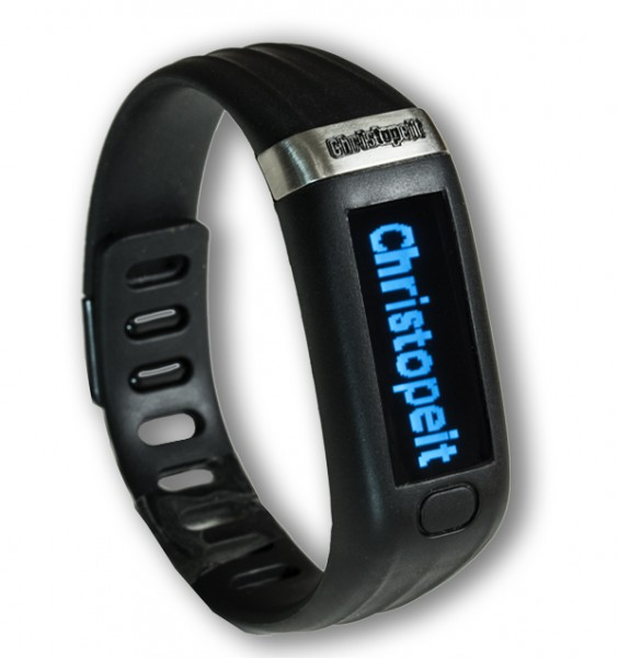 Christopeit Fitness Tracker FT 1000