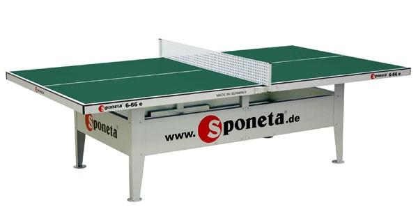 Sponeta S 6-66 e Tischtennisplatte