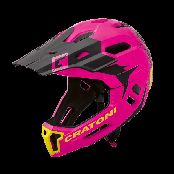 Cratoni Fahrradhelm C-Maniac 2.0 MX