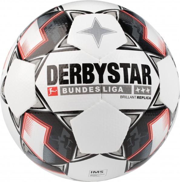 Derbystar Fußball Bundesliga Brillant Replica Gr.5