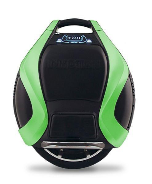 Inmotion V3-pro Elektro-City-Roller Doppelrad/Solowheel grün