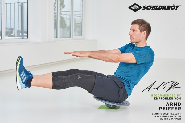Schildkröt-Fitness Balance-Board