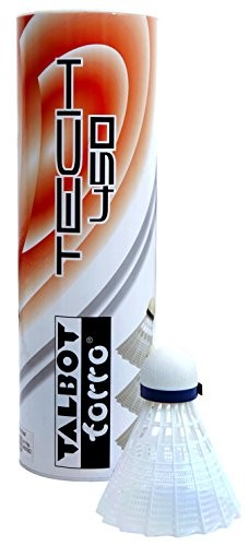 Talbot-Torro Tech 350, Nylonfederball 6-er Dose