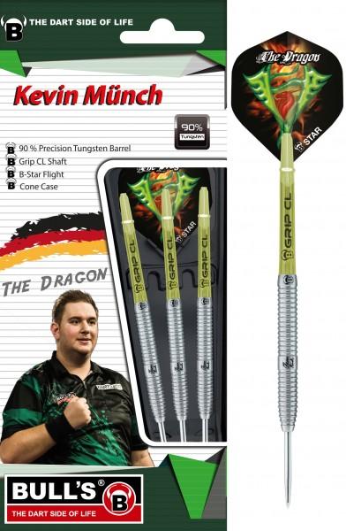 BULL'S Champions Kevin Münch Generation II Steel Dart