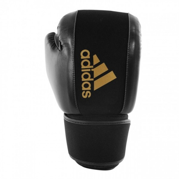 Adidas Boxhandschuhe waschbar schwarz/gold