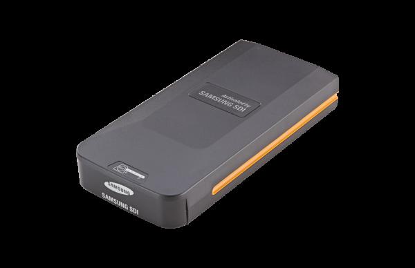 Prophete Samsung Gepäckträger-Ersatzakku mit Gehäuse 0415 für Elektrofahrrad LI-Ionen 36V/13,7Ah 493