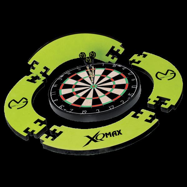 XQ-Darts MvG-Michael Van Gerwen Bristle Dart Board Set