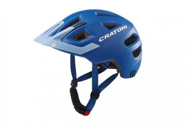 Cratoni Fahrradhelm Maxster Pro blue-heaven matt