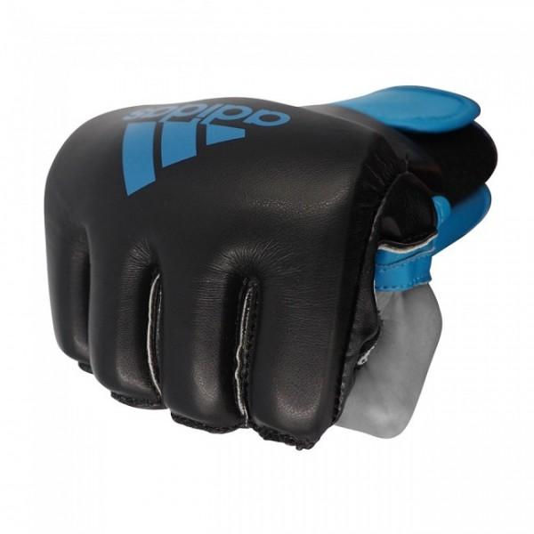 Adidas MMA Handschuhe traditionell blau/schwarz