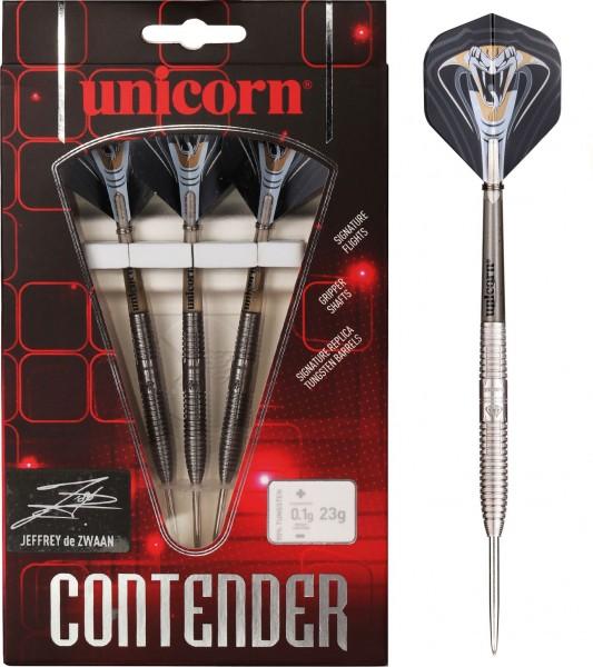 Unicorn Contender Jeffrey De Zwaan Steel Darts