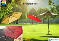 Kettler Sonnenschirm Easy-Push 200x200cm