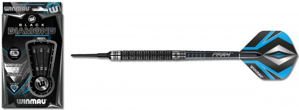 Winmau Softdarts Black Diamond 2058 - 18g