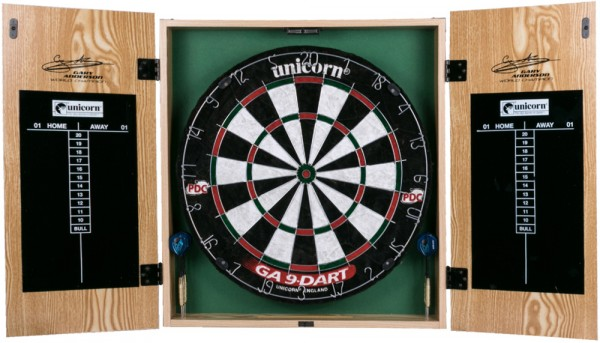 Unicorn Gary Anderson Home Dart Center Bristle Board