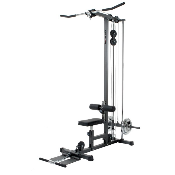 Finnlo Latzug-Station Multi-Lat-Tower Black Edition 3877