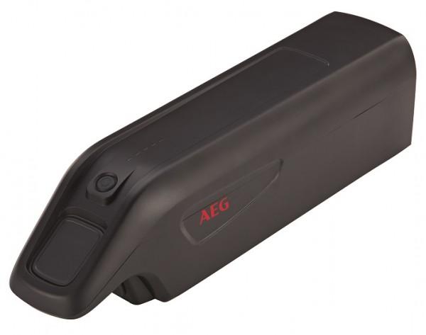 AEG Downtube Ersatzakku 0489 mit Gehäuse für MTB-Elektrofahrrad Li-Ionen 48V/ 10,4 Ah