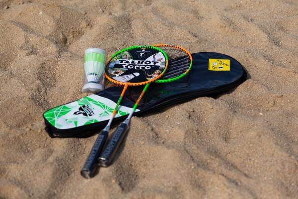 Talbot-Torro Badminton Set 2-Attacker